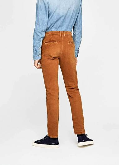 PEPE JEANS - JAMES PM210943YB22/24 (142) GOLDEN OCHRE