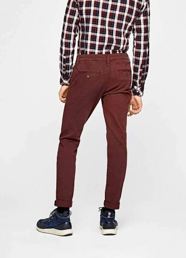 PEPE JEANS - CHARLY PM210992C342/44 (490) WINE
