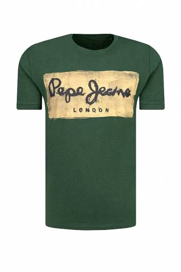 PEPE JEANS - CHARING PM503215 (682) FOREST GREEN -
