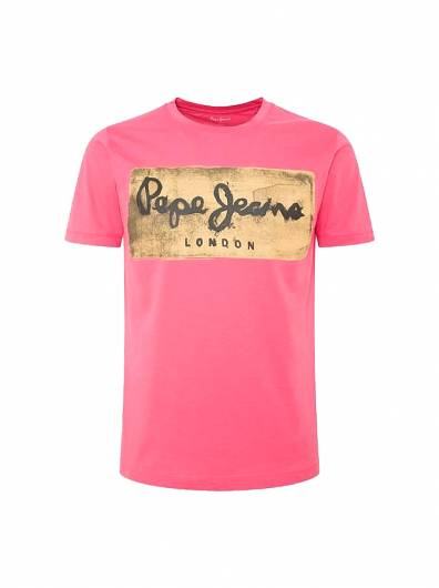 Pepe Jeans - T-Shirt Charing PM503215 (346) Dark Chicle