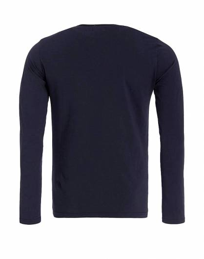 PEPE JEANS - ORIGINAL BASIC L/S PM503803 (595) NAVY