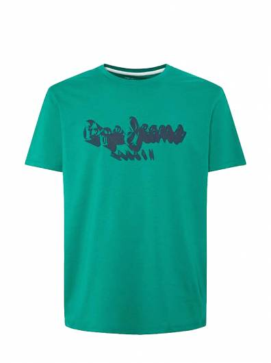 Pepe Jeans - T-Shirt Anthony PM507730 (651) Emerald