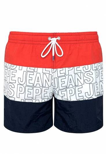 PEPE JEANS - ERIC PMB10241 (232) SPICY RED