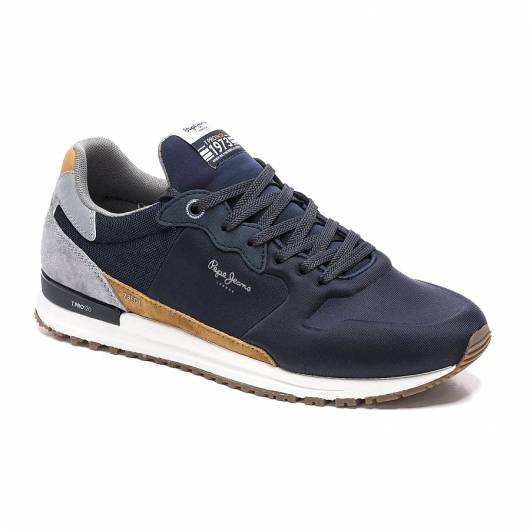 PEPE JEANS - TINKER PRO RACER 0.4 PMS30638 (595) NAVY