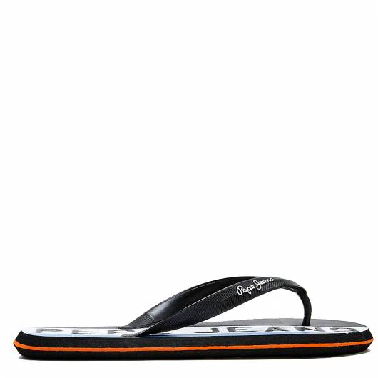 Pepe Jeans - Σαγιονάρα Whale Timy PMS70104 (999) Black