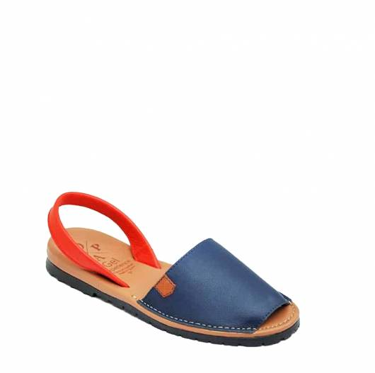 POPA - CALIFORNIA SANDALS 0113000261 BLUE -