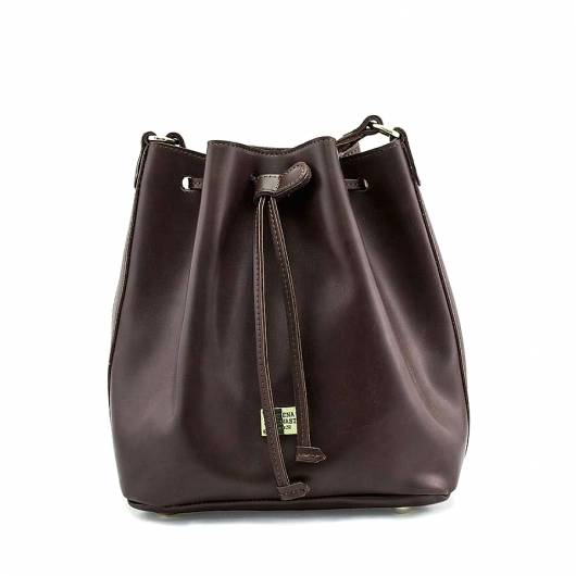Elena Athanasiou - Pouch Bag Soft Brown -