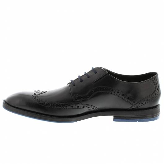 Clarks - Prangley Limit black leather -