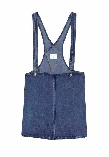 COMPANIA FANTASTICA - PICHI DENIM SP19HAN78 -