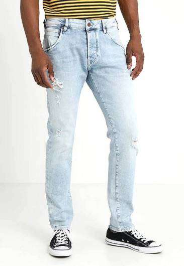 Pepe jeans - Stanley Archive PM2043824 (000) Denim -