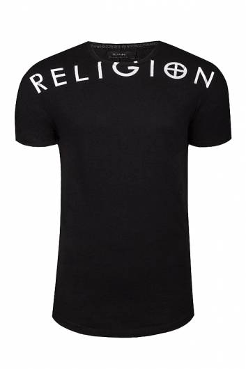 RELIGION - T-Shirt 28PRGF30 Black -