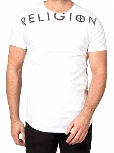 RELIGION - T-Shirt 28PRGF30 White -