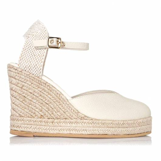 Sante - Day2Day Espadrilles 21-136-16 Off white