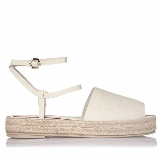 Sante - Day2Day Espadrilles 21-119-16 Off white