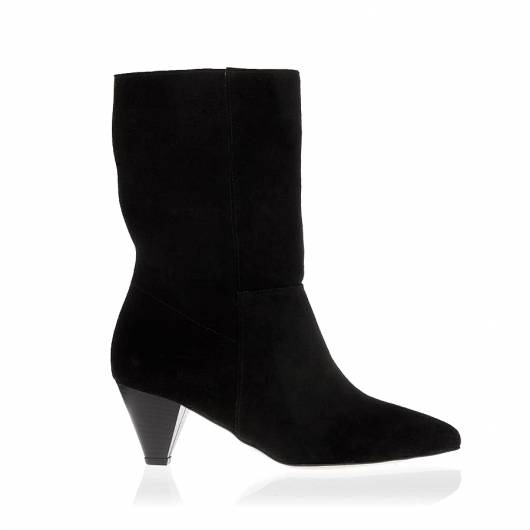 SANTE - BOOTIES SKU-19-593-01 BLACK