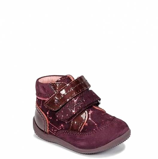 KICKERS - 5086831014 BILIANA VIOLET ROSE -