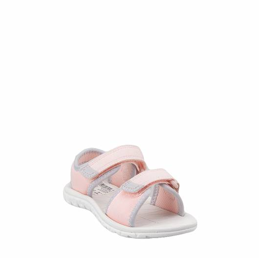 CLARKS - Surfing Tide T 26140852 Pink Synthetic -
