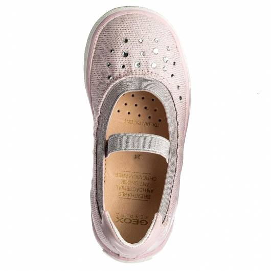 GEOX - JR KILWI GIRL - J KILWI G. K - SHI.TEXT - PINK - Girl - JUNIOR - BALLERINA -
