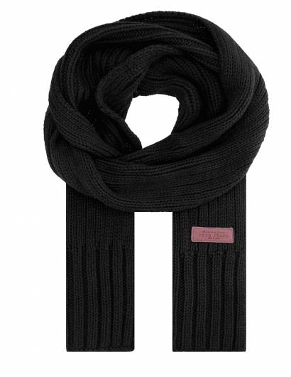 PEPE JEANS - NEW URAL SCARF PM060122 (999) BLACK
