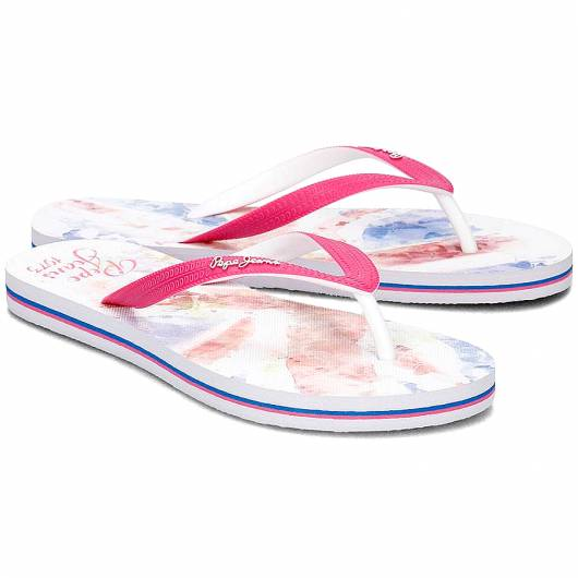 PEPE JEANS - BEACH BUTTERFLY - PGS70015 (347) FRESH FUCSIA -