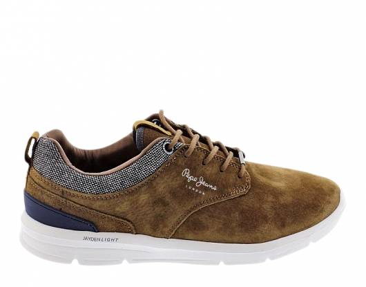 Pepe Jeans - Jayden Suede PMS30389 (884) Stag -