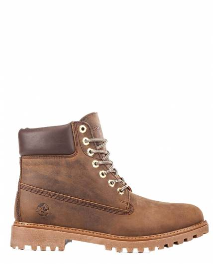 LUMBERJACK - RIVER SM00101-19 H01 (M0001) YELLOW/DK BROWN