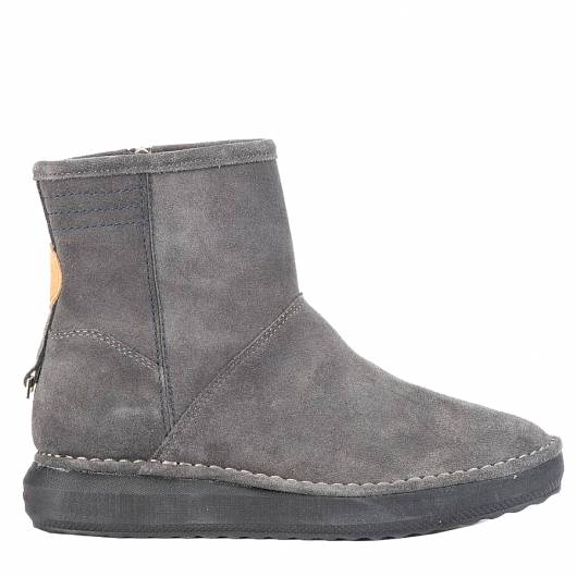 UMBERJACK - LISBETH SW48603-003 A01-CD016 SUEDE GREY